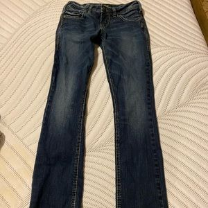 Silver Jeans co boot cut jeans